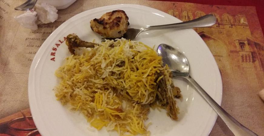 north indian food kolkata