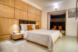 Roland Hotel Standard-Room
